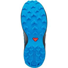 Salomon Speedcross Hardloopschoenen Kinderen, black/graphite/hawaiian surf